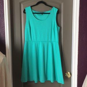 Limited skater dress